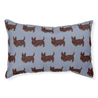 Indoor Dog Bed - Small, Scottish Terrier