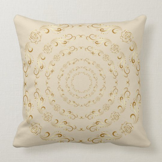 Indoor Throw Pillow
