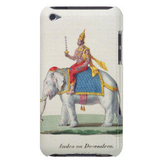 Indra or Devendra, from 'L'Inde francaise...', eng iPod Touch Case