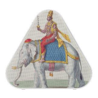 """INDRA ou Devendra, de """"francaise de L'Inde…"""", angl Haut-parleur Bluetooth"""