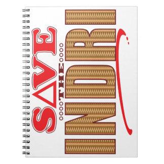 Indri Save Note Book