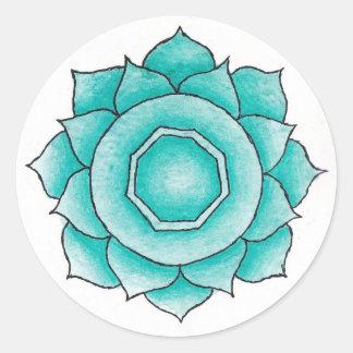 Indu Chakra Sticker