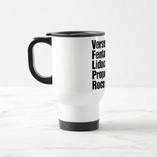 Induction Drugs Traveler Mug
