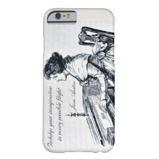 Indulge Your Imagination Barely There iPhone 6 Case