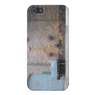 Industrial Amsterdam iPhone 5 Case