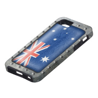 Industrial Australian Flag iPhone 5 Covers