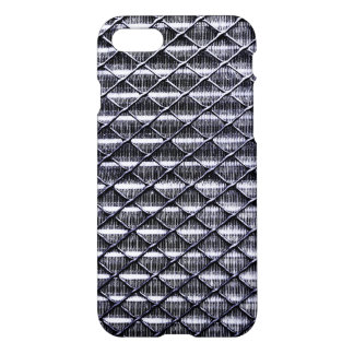 Industrial Chain Link and Metal Fence iPhone 7 Case