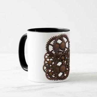 Industrial Gears Coffee Mug