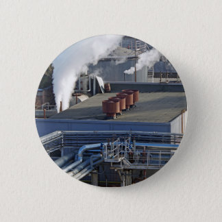 Industrial infrastructure, buildings and pipeline 2 inch round button