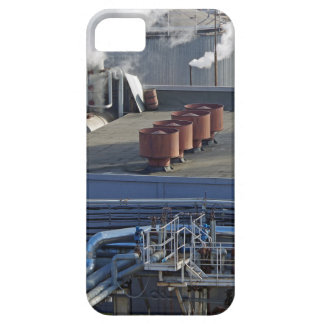 Industrial infrastructure, buildings and pipeline case for the iPhone 5