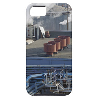 Industrial infrastructure, buildings and pipeline iPhone 5 case