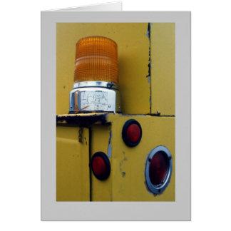 """Industrial Light"" Card"