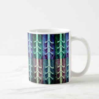 Industrial Minimalism Colors Abstract Design Coffee Mug