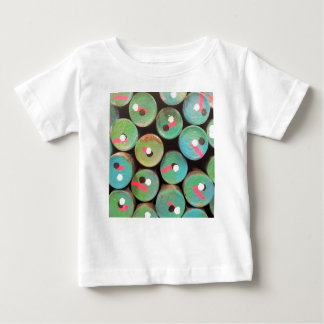 Industrial peacock dull baby T-Shirt