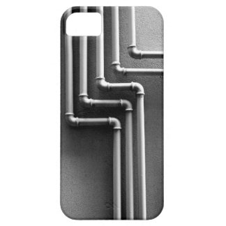 Industrial pipeline photography iPhone case