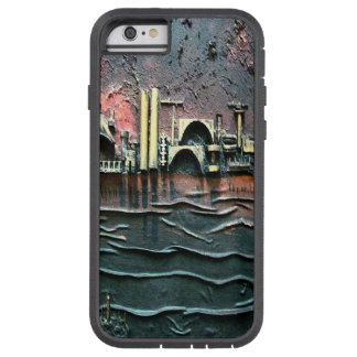Industrial Port-part 2 by rafi talby Tough Xtreme iPhone 6 Case