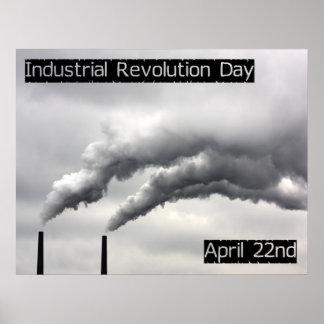 Industrial Revolution Day Poster