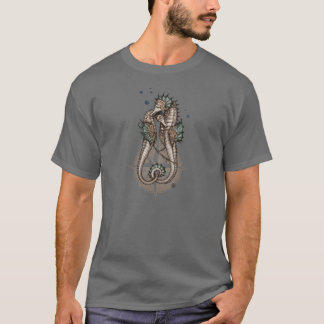 Industrial Seahorses T-Shirt