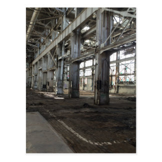 Industrial Space Postcard