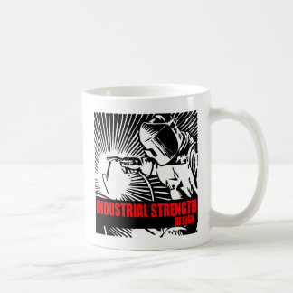 Industrial Strength Design Mug