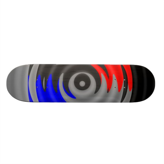Industrial Strength Ripple Skateboard Deck