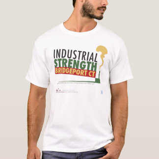 Industrial Strength t-shirt / deepCT.com