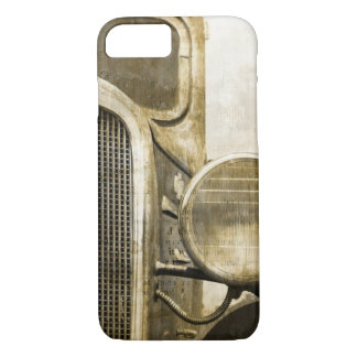 Industrial Western Country Rusty Farm Old Truck Case-Mate iPhone Case