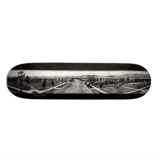 Industrious Hollywood Skateboard Deck
