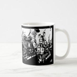 Industrious Robot Mug