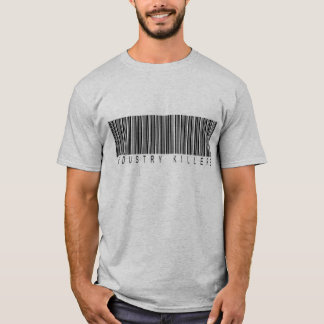 Industry Killers Barcode T-shirt