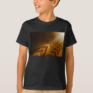 Industry Trends or Business Trending of Data T-Shirt