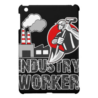 Industry worker iPad mini covers