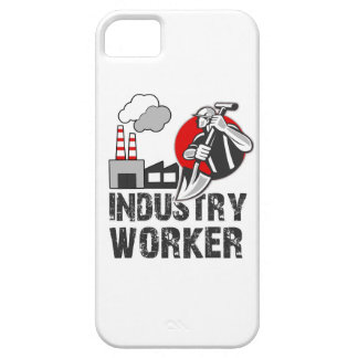 Industry worker iPhone 5 case