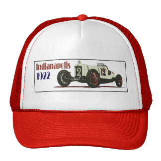 Indy 1922 hat
