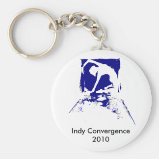 Indy Convergence 2010 Key Chain