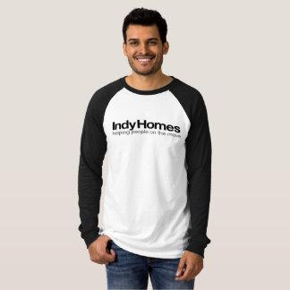 Indy Homes Team Baseball Shirt