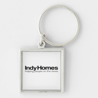Indy Homes Team Square Keychain