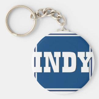 Indy Keychain
