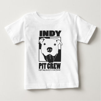 Indy Pit Crew Official Logo Baby T-Shirt