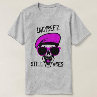 IndyRef2 Skull T-Shirt