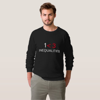 Inequality Apparel Raglan Sweatshirt