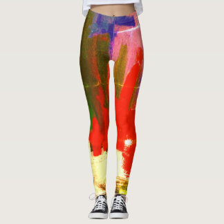 Ines object of andrade leggings