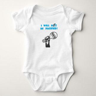 Infant creeper/baby bodysuit - No pacifier!