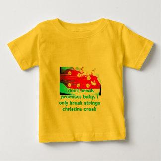 infant///i don't break promises baby, i on... baby T-Shirt