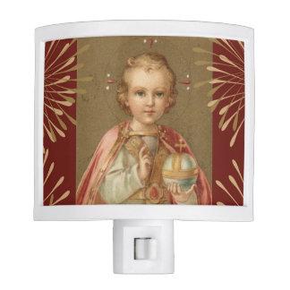 Infant Jesus of Prague Jesus Nite Lites