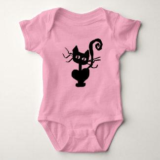 Infant Kitty Bodysuit T-Shirt