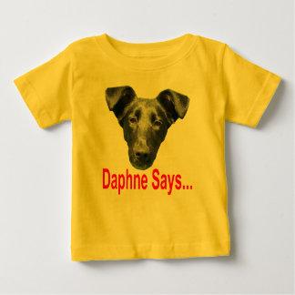 Infant logo baby T-Shirt
