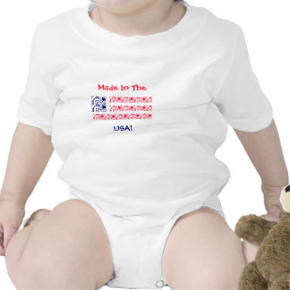 Infant Onsie USA! Tee Shirts