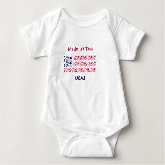 Infant Onsie USA! T-shirt