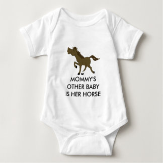 INFANT Quarter Horse Shirt